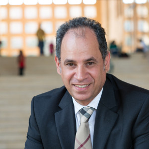 faculty profile shoot, AUC new cairo, professor, november 2012 physics,